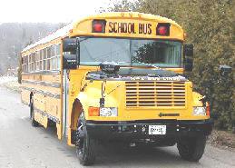 Empty school bus hits: 1 girl killed in Brooklyn