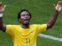 Ze Roberto crucial in Santos' Copa Libertadores win