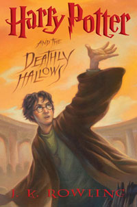Harry Potter and Deathly Hallows leaks on eBay