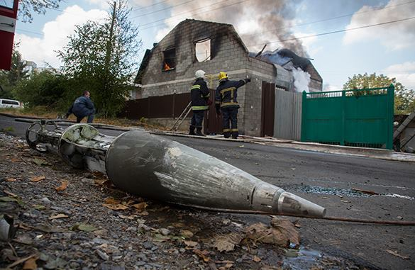 Massive explosion rips through military chemical plant in Donetsk. Video. 54542.jpeg