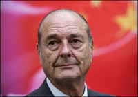 France's Chirac hints he will not stand for third presidential term