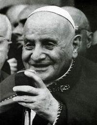 America consecrates plaque to Pope John XXIII