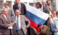 Many Russians see 1991 attempted coup as power struggle episode, poll says