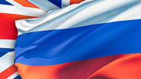 Britain and Russia Shake Hands, but Continue to Pinch Each Other