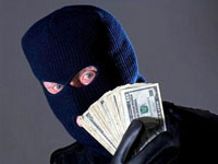 German Robs One and the Same Bank Twice in One Day