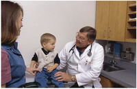 Regular visits of children to doctor guarantee no right care