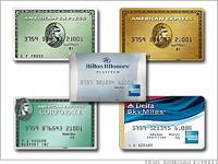 American Express casts aside economic slowdown