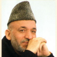 Karzai Promises to Fight Corruption and Create Inclusive Government