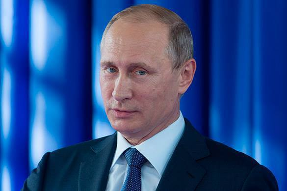 Putin dots all i's about operation in Syria. Vladimir Putin