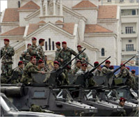 Lebanese army lacks firepower and experience to keep situation under control