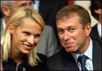 Roman Abramovich dumps his wife for hot model and fashion designer Daria Zhukova