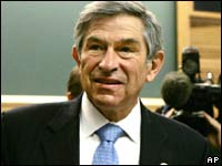 Wolfowitz refuses to resign