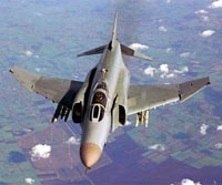 Iranian air force jet crashes in Oman Sea