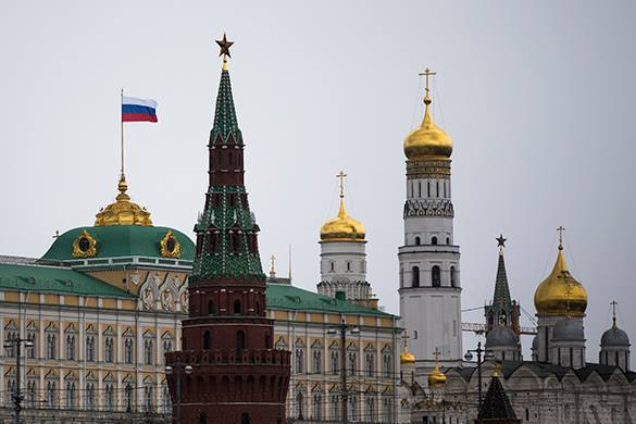 A new option to terrorism, quagmire in Middle East?. Moscow, Kremlin