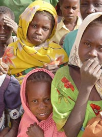 Sudan must improve situation in Darfur to upgrade relations with USA