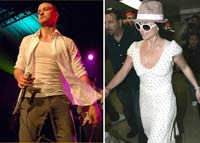 Britney Spears and Justin Timberlake duet not going to happen