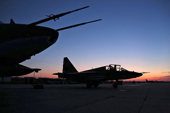 Russia's pullout from Syria did not surprise Damascus. 57548.jpeg