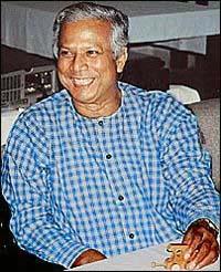 Bangladesh Nobel Peace Prize winner calls award