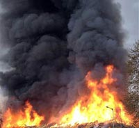 Twenty-five inmates die Brazil prison fire