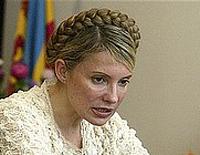 Yulia Tymoshenko may repudiate Russia-Ukraine gas agreement