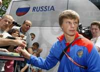 Chelsea refuses to buy Russia's Andrei Arshavin for 40 million dollars