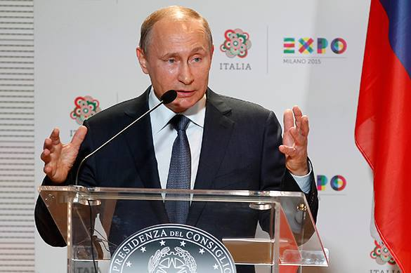 Putin speaks his mind on G7, sanctions and Russia's influence. Vladimir Putin