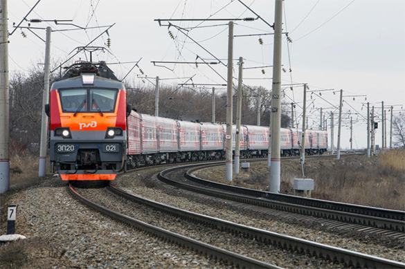 Ukraine to terminate railway communication with Russia. 60549.jpeg