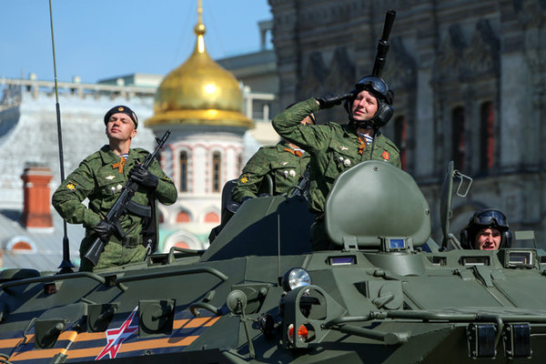 Obama to ignore celebrations of 70th anniversary of Victory in Moscow. Victory Parade in Moscow