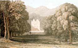 Aberuchill Castle