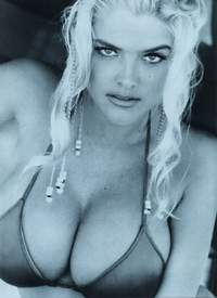 Anna Nicole Smith fights for her money with President Bush's help