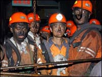 Coal mine explosion in China: 25 missed