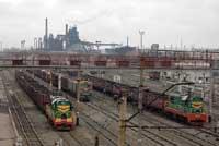 Train kills 6 young Ukrainians