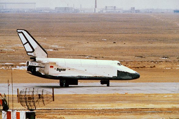 Russia revisiting Buran space shuttle project. Space shuttle Buran