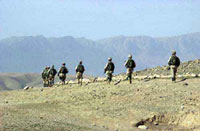 Eighteen people killed by US troops in Afghanistan