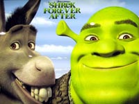 Shrek to Smile at the Audience at Tribeca Film Festival