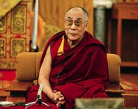 Pope holds low-key meeting with Dalai Lama