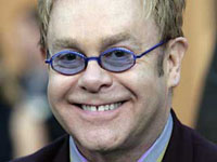 Elton John's arrested photo not child pornography