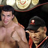 Wladimir Klitschko says he takes challenge to fight Nikolai Valuev