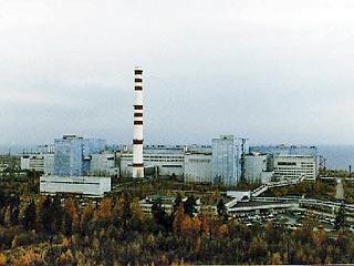 Leningrad nuclear power plant