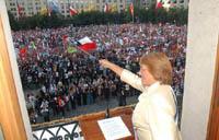 Chile celebrates inauguration of Michelle Bachelet