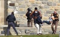 Gunman shoots down 2 students at Delaware State University
