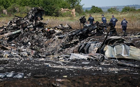 Russia and the Netherlands will never find common language in MH 17 investigation. MH 17 Boeing crash in Ukraine