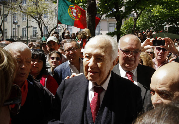 Mário Soares dies: Portugal announces three days of mourning. 59561.jpeg