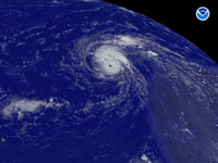 Hurricane Bertha to begin to weaken