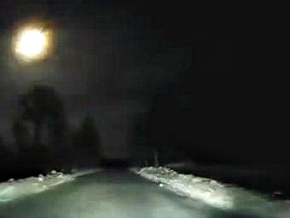 Meteorite explodes over Russia's Arkhangelsk region. Video. 59563.jpeg