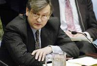Diplomat Danilo Tuerk became the third president of Slovenia