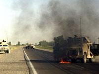 2 bomb blasts kill 4 soldiers, 4 civilians