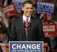 Barack Obama: The black president in the White House?