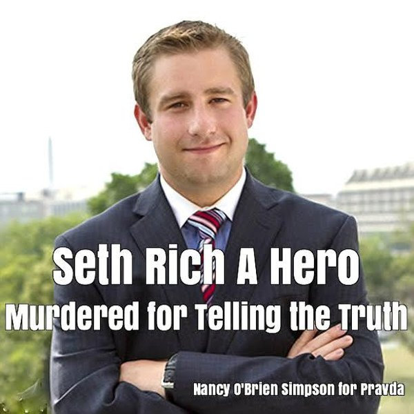 Seth Rich Assassinated for Truth. 60565.jpeg
