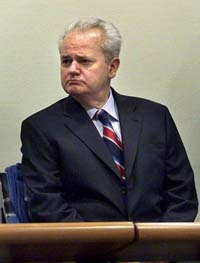 Milosevic raised poison fears, lawyer says